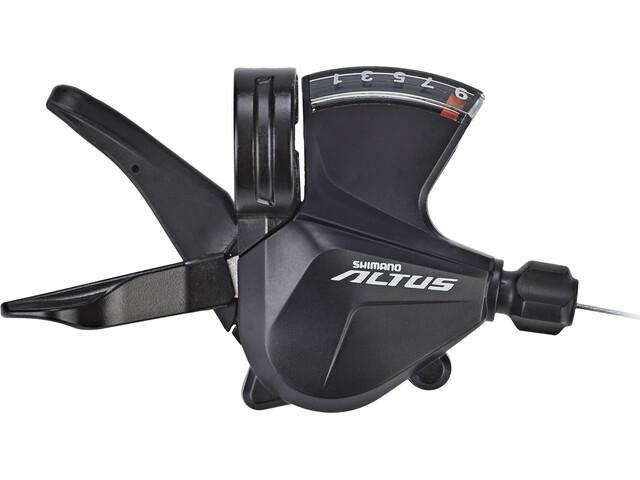 Shimano Altus SL-M2000 - Commande de vitesse - 9-fois noir
